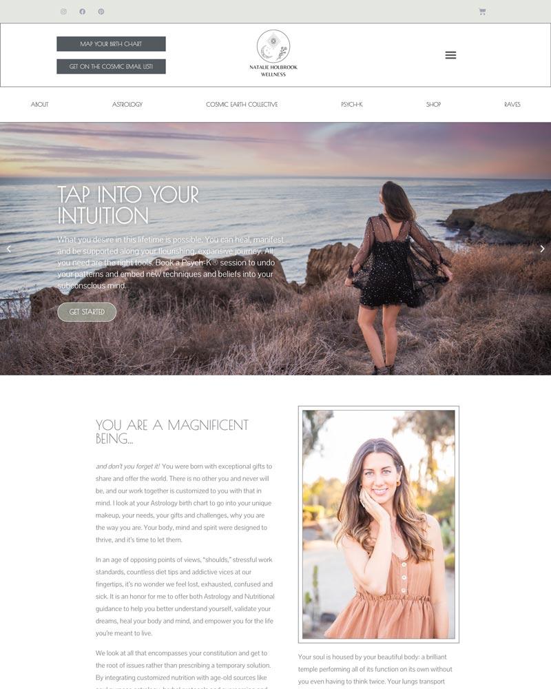 astrology-nutrition-website-design-edmonton-calgary